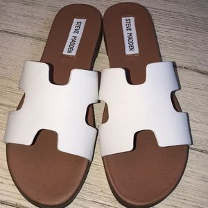 "7b0a4a0ad4f Steve Madden Shoes - Steve Madden ""dariella"" Greece slide"